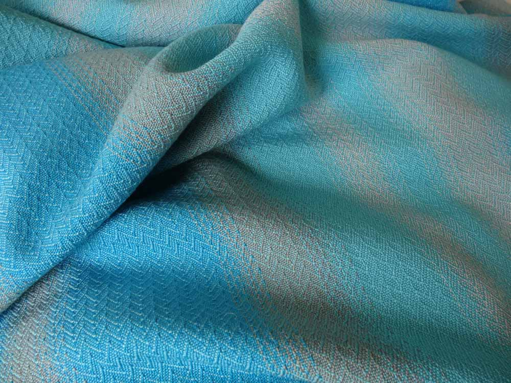 Handwovencalm Waters Baby Wrap Size 6